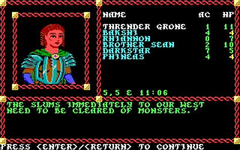 Pool Of Radiance Download 1988 Role Playing Game | pool of radiance download 1988 role playing game