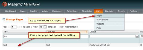 layout update xml add block how to put layered navigation on home page or any cms page