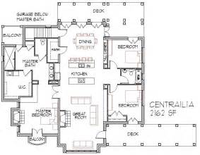 House With Floor Plan by Open Floor Plan House 2016 Cottage House Plans