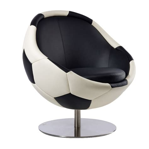 soccer chair by paolo lillus