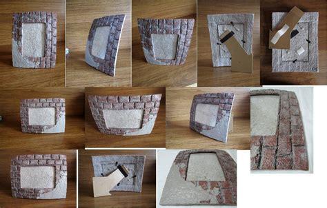 cornice muro cornice di carta effetto muro color mattone e grigio per