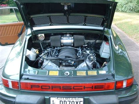 porsche 911 v8 ls1 v8 engined classic porsche 911 listed on craigslist