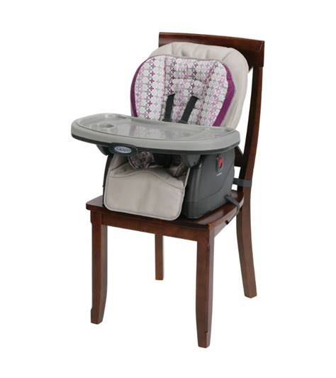 Blossom High Chair by Graco Blossom 4 In 1 Highchair Nyssa