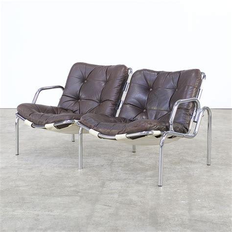 50s martin visser two seat sofa for t spectrum barbmama