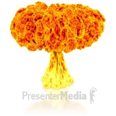 Stick Figure Panic Bomb Explosion Animation For Powerpoint