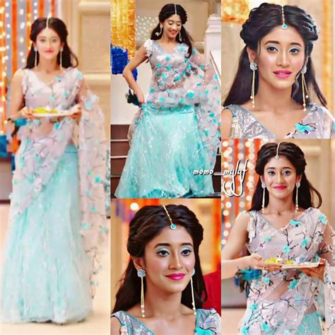 Naira Dress S she is looking fabulous naira yrkkh shivangijoshi shivangijoshi18 khan mohsinkhan