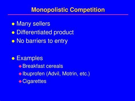 Competition And Monopoly In Care ppt market structure in the healthcare industry powerpoint presentation id 356327