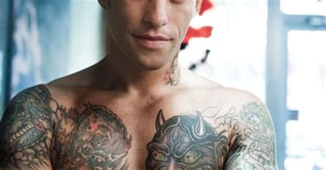 love james tattoo miami ink tattoos star ami james 1 i love the tatoo