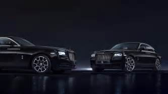 Rolls Royce Ghost Wraith Rolls Royce Ghost Wraith Black Badge 2016 Wallpaper Hd