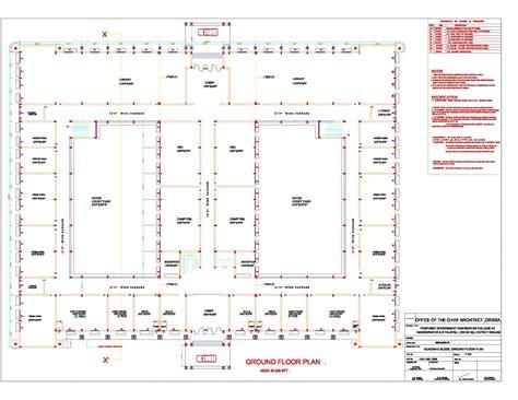 layout plan of engineering college odisha hrd 187 layout of parala maharaj engineering college