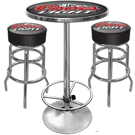 Light Stools coors light bar stool the pub shoppe