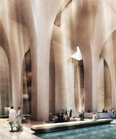 designboom norman foster foster partners selected to build hotel complex in mecca