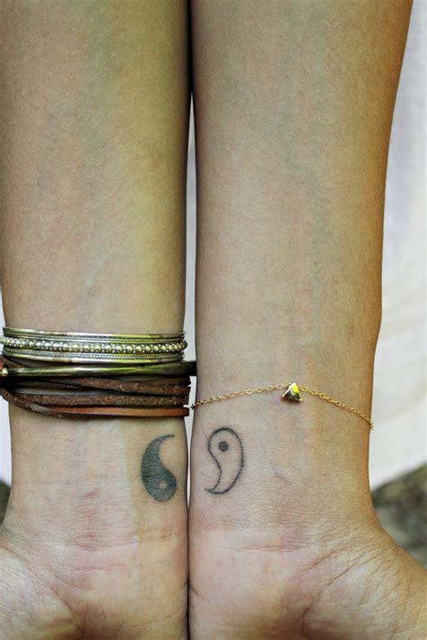 matching yin yang tattoos lightssobright stories