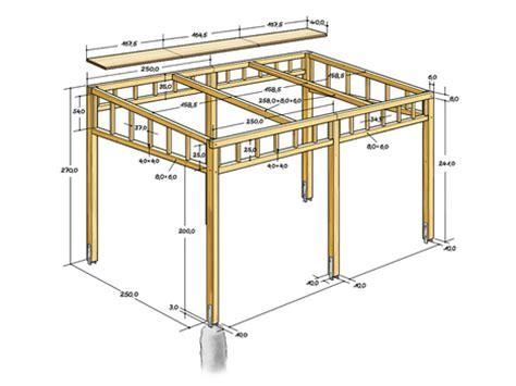 Holz Pergola Bausatz 126 pergola bauanleitung garten allgemein bauen und wohnen