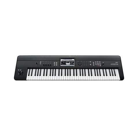Keyboard Korg Krome 73 korg krome 73 keyboard workstation musician s friend