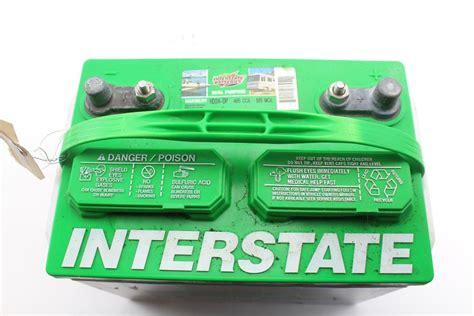 interstate boat batteries interstate batteries marine rv dual purpose battery