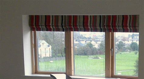 Curtains For Dining Room Windows silver river roman blinds