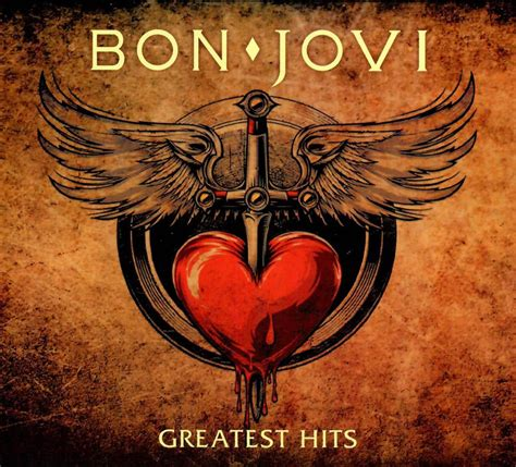 Cd Album Bon Jovi Burning Bridges bon jovi greatest hits dvd 1080