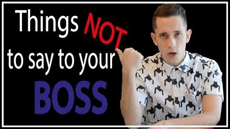boss youtube