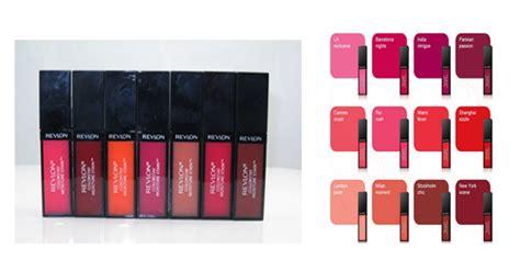Lipstik Cair Revlon harga lipstik revlon 2017 terbaru harga bedak terbaru 2017