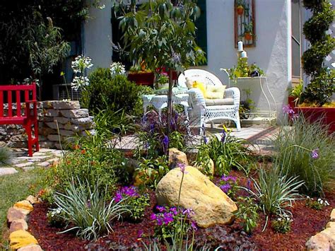 pictures of mediterranean style gardens and landscapes diy