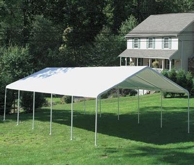 30 x 60 2 quot commercial duty outdoor canopy canopy mart