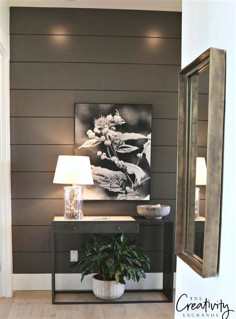 painted shiplap painted shiplap accent walls in rich colors