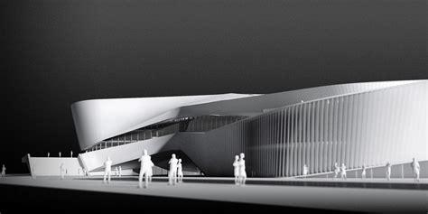 home concept design center zhuhai culture center competition design concept on behance
