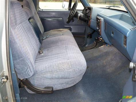 1988 Ford F150 Interior by 1988 Silver Metallic Ford F150 Xlt Lariat Regular Cab 4x4
