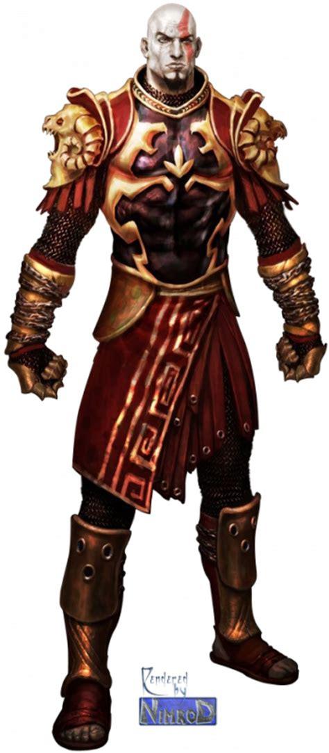 Sweet Classic No 3 kratos en armure de dieu de la guerre de gows
