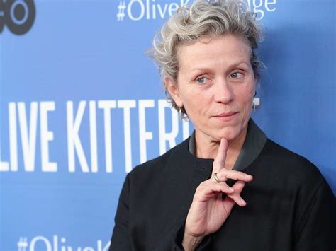 58 year old actresses frances mcdormand s positive quotes on aging business