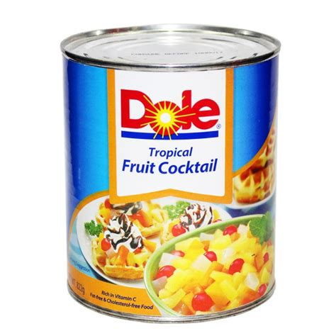 Tropical Fruit Cocktail Dole canned foods bohol store