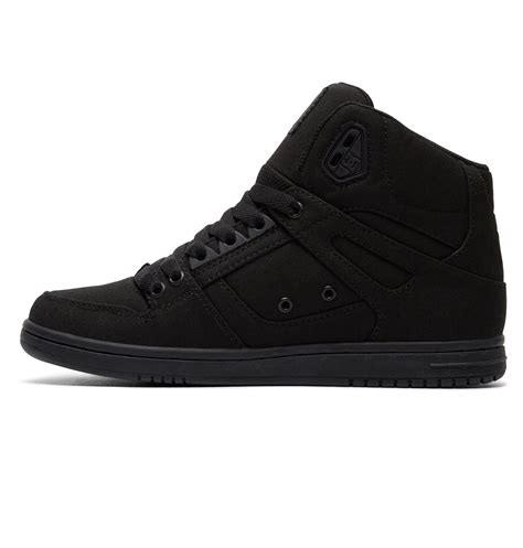 top shoes s rebound high tx high top shoes adjs100067 dc shoes
