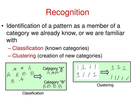 pattern recognition classification ppt ppt pattern recognition vidya manian dept of electrical