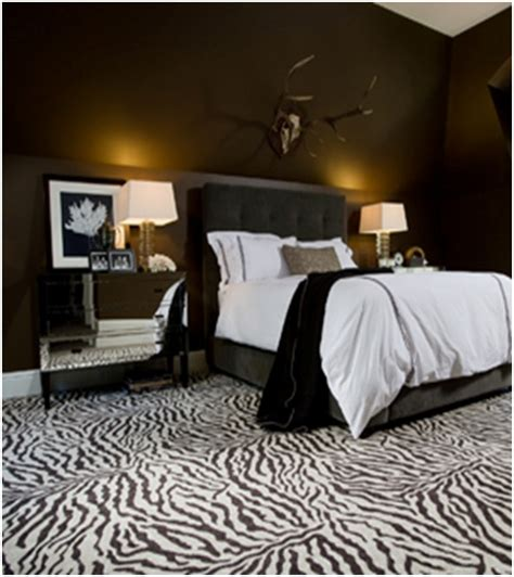 zebra bedroom decor zebra carpet bedrooms decorating ideas adorn your bedroom