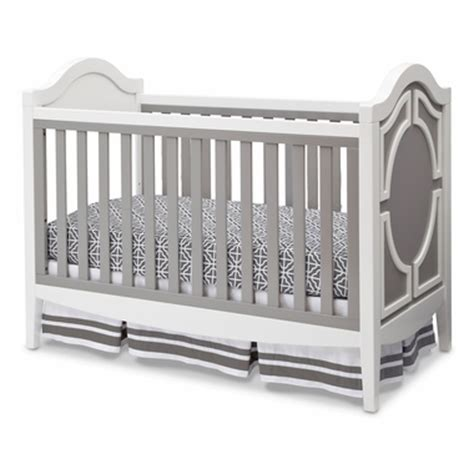 simmons baby crib simmons 3 in 1 crib in white grey free