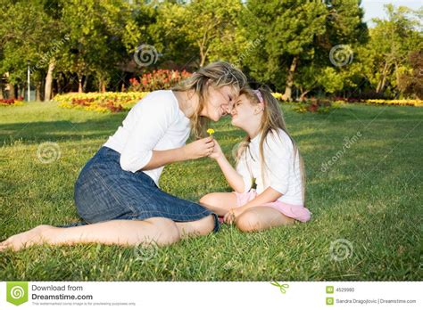 images of love of mother and daughter mother and daughter love stock photo image 4529980
