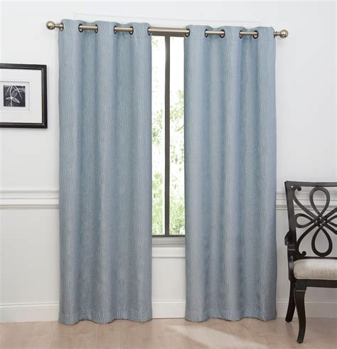 Colormate Curtains Colormate Room Darkening Quot Marquis Quot Grommet Top Window