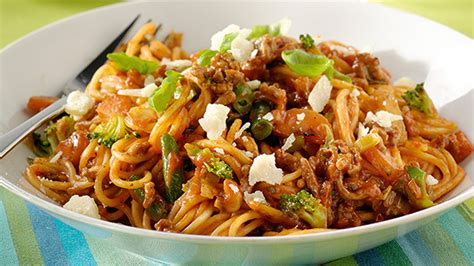 spaghetti a l italienne