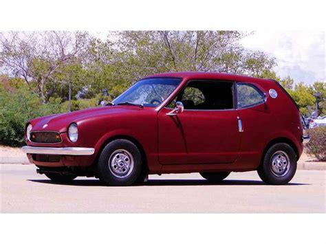 honda 600 for sale 1972 honda z 600 for sale classiccars com cc 1002887