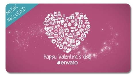 Valentine Collage 19303935 After Effects Template Youtube Collage After Effects Template Free