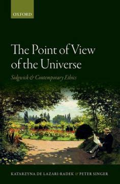 the color purple book point of view the point of view of the universe sidgwick and