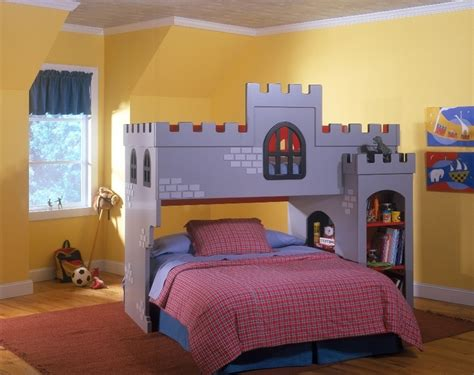 Boys Castle Bunk Bed Castle Bed Kid S Room Pinterest Castle Bed And Castle Bedroom