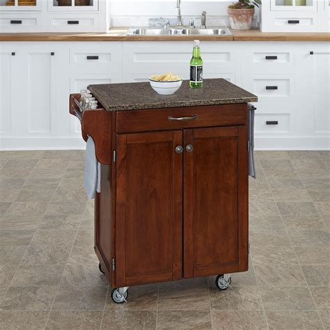 tops kitchen carts stainless steel wheels wood top