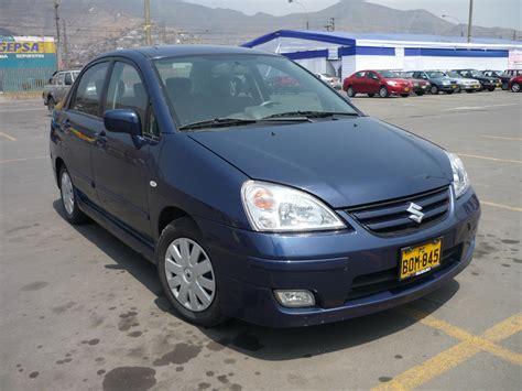 2005 Suzuki Aerio 2005 Suzuki Aerio Information And Photos Momentcar