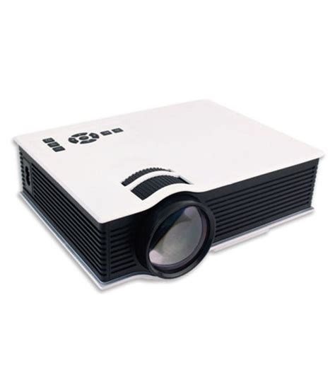 Proyektor Led buy unic uc40 led projector at best price in india