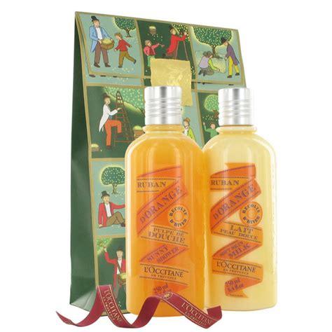 Parfum Orange ruban d orange l occitane en provence parfum un parfum