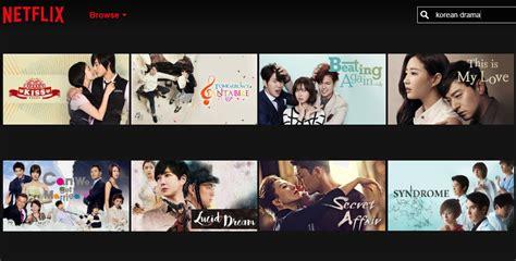 film drama netflix netflix comment trouver des k dramas et k movies films