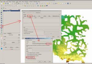 qgis wmts tutorial podłączanie usługi wmts z geoportalu 2 do qgis 2 0 1