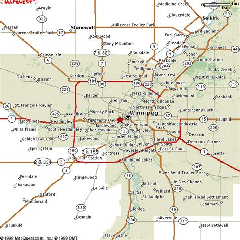 winnipeg canada map listings canada